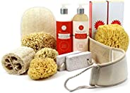The Ultimate Bath & Shower Experience Gift Set by Spa Destinations. Amazing Products, Value and Price! $11