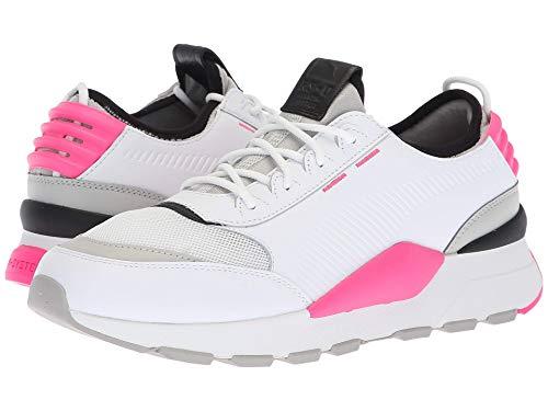 [PUMA(プーマ)] メンズランニングシューズ?スニーカー?靴 Rs-0 Sound Puma White/Gray Violet/Knockout Pink 10.5 (28.5cm) D - Medium