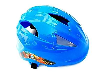 Blueqier Deportes Casco de Seguridad para Niños Casco de Seguridad para Niños (Azul) Cascos