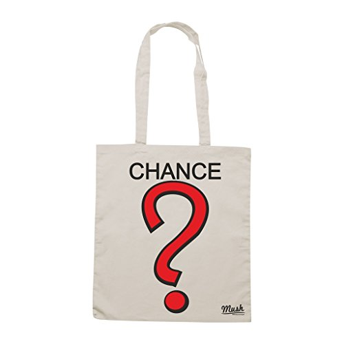 Borsa Chance Monopoly - Panna - Funny by Mush Dress Your Style