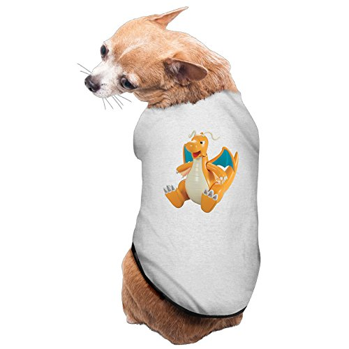 Dog Costume Reddit (LFISH3 Dragonite Personality Pet Shirt Dog Cat Costume)