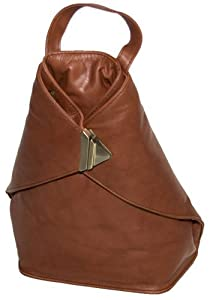 Stylish Leather Backpack Purse for Women - Travel Bag Quest