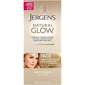 Natural Glow +Firming Daily Moisturizer by jergens #19