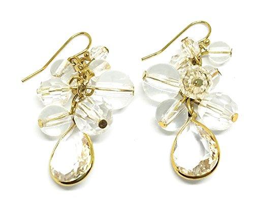 (Crystal Clear Premier Designs Earrings)