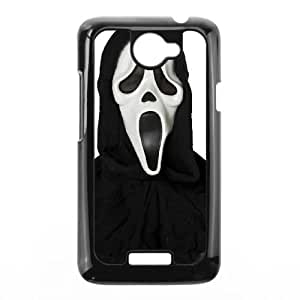 Scream HTC One X Cell Phone Case Black Fmehl
