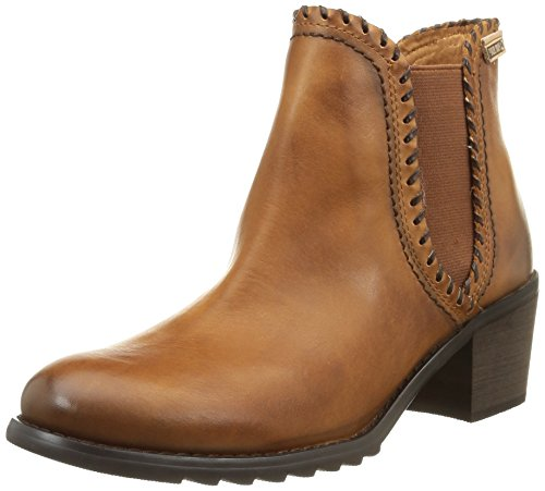Pikolinos Andorra Twin Gore Womens Boot Di Pelle Di Vitello