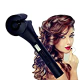 Automatic Curler Ceramic LCD Liquid Crystal Curling Iron