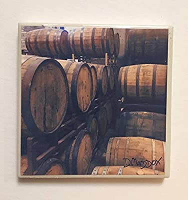 Bourbon Barrels Coaster