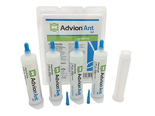 (Highly Effective Ant Bait Gel 4 Tubes ABW7A11001)