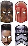 American Greetings Star Wars Episode 8 Masks, 8-Count