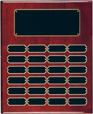 24 Plate Perpetual Plaque 15