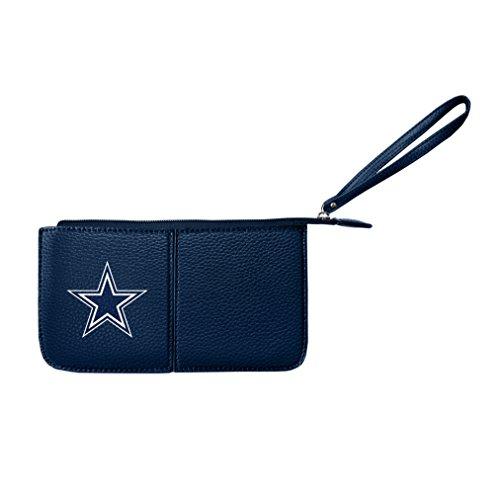 NFL Dallas Cowboys Pebble Wristlet - Littlearth Petite Purse