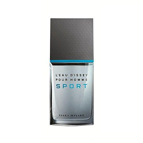Issey Miyake Eau de Toilette Spray, L'eau D'issey Pour Homme Sport, 3.3 Ounce