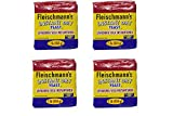 Fleischmann's Instant Yeast - 2 Count/each 16 oz. bags (4 Pack)
