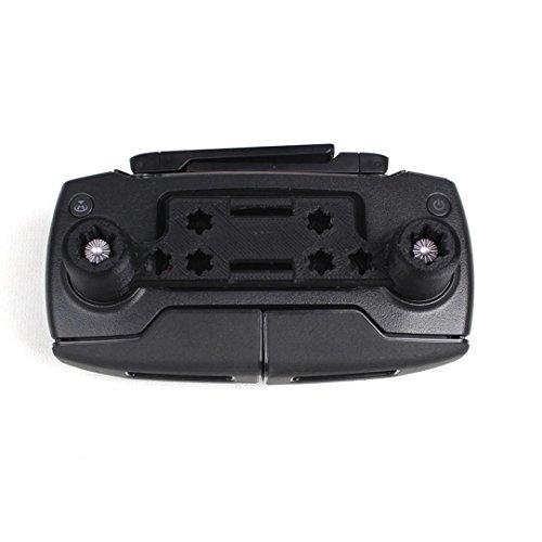- GBSELL Transport Clip Controller Stick Thumb For DJI Mavic Pro (Black)