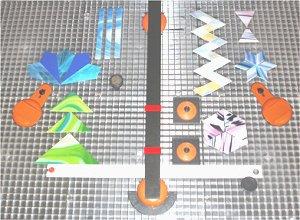 Complete Beetle Bits Glass Art Cutter Starter System Kit