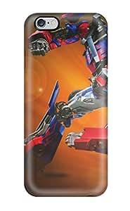 Brand New 6 Plus Defender Case For Iphone (optimus Prime)