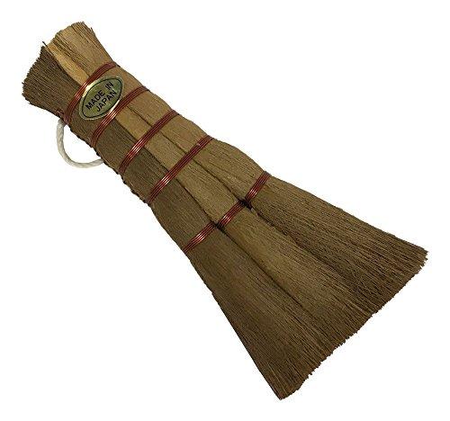 "Fujiyama 5 1/2"" Bonsai Hemp Broom (T137)"