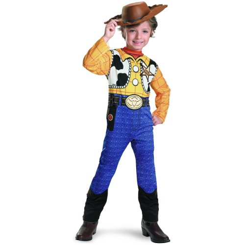 [TOY STORY WOODY STD 3T TO 4T] (Woody Costume Hat)