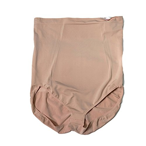 SPANX Plus Size OnCore Firm Control High-Waist Brief, 3X, Soft Nude