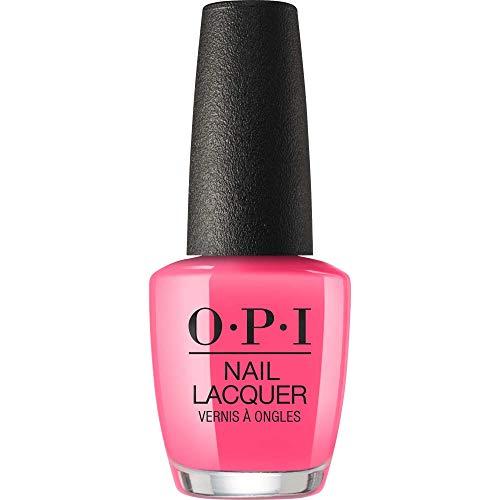 Polish Nail Pink Lacquer - OPI Nail Lacquer, V-i-pink Passes, 0.5 Fl. Oz.