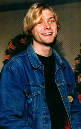 3e25bb63d Kurt Cobain: 300 Rare Photos Of Kurt Cobain: Nirvana: 300 Rare Photos Of  The Legendary Nirvana Frontman Kurt Cobain