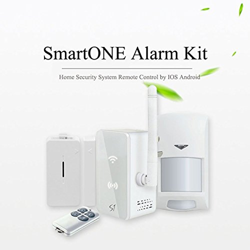 Amazon.com: Kit de seguridad anti robo alarma Detector con ...