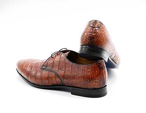 Sutor Mantellassi Lace-madera 107 Krokodilleskind (42 Eu) UcwZg