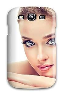 aqiloe diy Excellent Design Face Phone Case For Galaxy S3 Premium Tpu Case