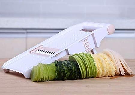 Compra LDwbdx Cocina Multifuncional Cortador de Verduras nabo ...