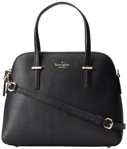 Kate Spade New York Cedar Street Maise Satchel Black One Size by Kate Spade New York