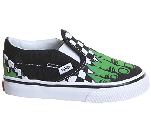 8647bbc859 Vans Toddler X Marvel Slip-On Skate Shoe