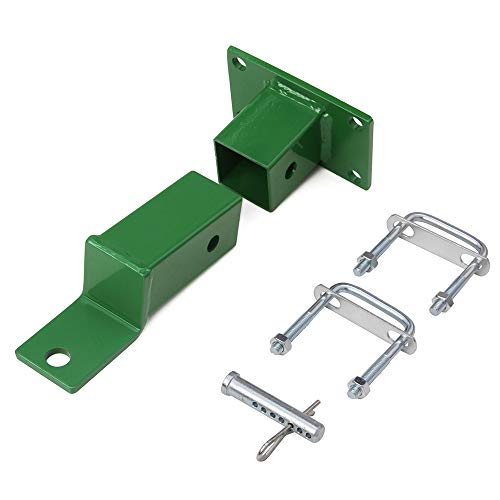 ELITEWILL Lawn Trailer Mower Zero Turn Tractor Hitch Fit for