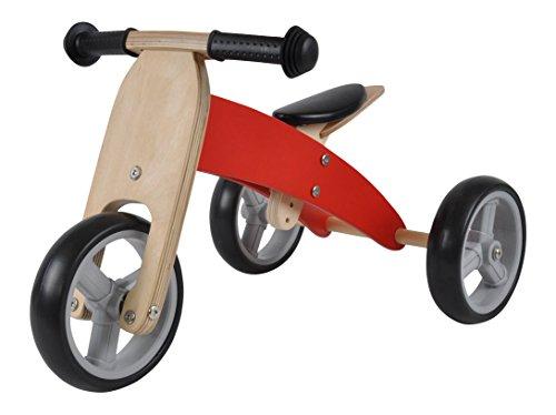 Bandits & Angels Laufrad aus Holz