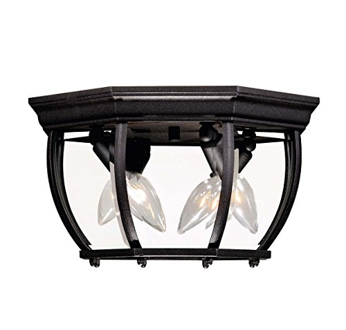 Savoy House Flush Mount Light (Savoy House Exterior Collections 7