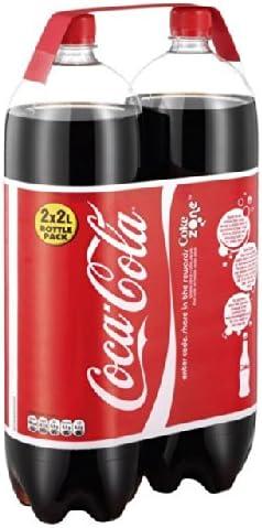 Coca-Cola Twin Pack 2 x 2L: Amazon.es: Hogar