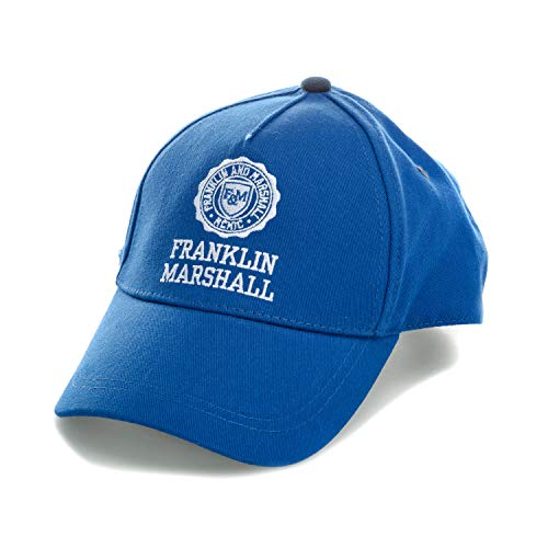 Franklin and Marshall Women's Logo Cap One Size Blue
