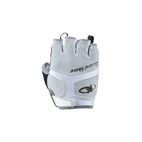 Fingered Cycling Glove - Lizard Skins Aramus GC Short fingered gloves Grey L