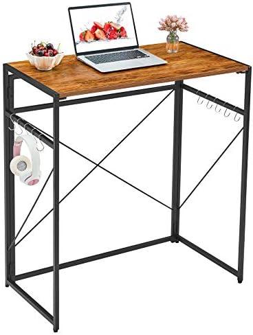 Mr IRONSTONE 31.5 Folding Computer Desk