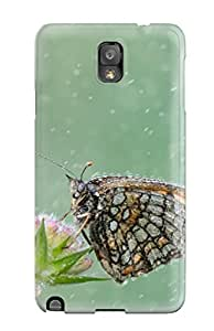 Butterfly Awesome High Quality Galaxy Note 3 Case Skin 5771163K86398953