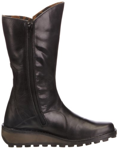 Fly Bottes Chukka Noir Black Femme London 4gWBwp8q
