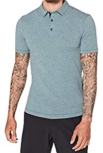 Amazon.com: Lululemon Mens Evolution Polo Short Sleeve