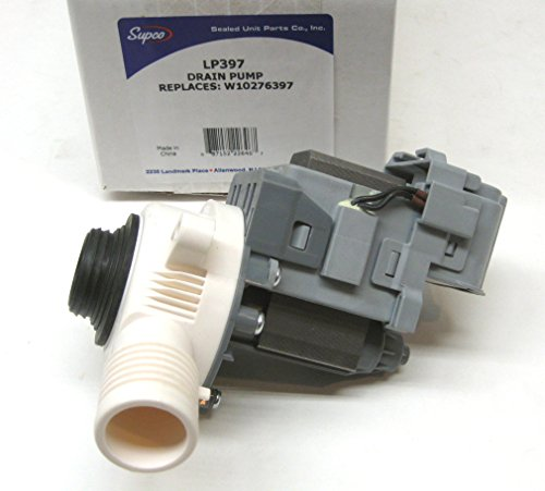 roper washing machine water pump - 3
