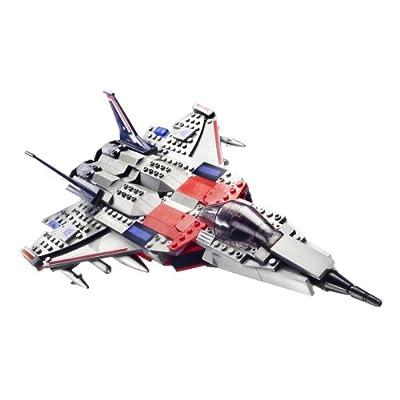 KRE-O Transformers Starscream Construction Set (30667): Toys & Games