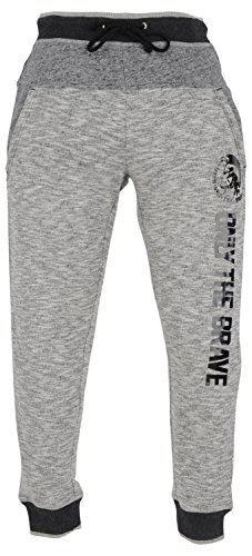 Diesel Kids Boys Clothing (Diesel Big Boys' Jogger, Heather Slub Jebf, 8)