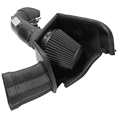 K&N Cold Air Intake Kit: High Performance, Guaranteed to Increase Horsepower: 2020-2020 FORD (Mustang GT) 71-3540: Automotive