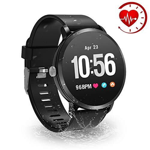 YoYoFit Smart Fitness Watch with Heart Rate Monitor