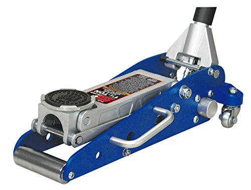 Torin Big Red Aluminum Racing Floor Jack, 1.5 Ton (3,000 lb) Capacity