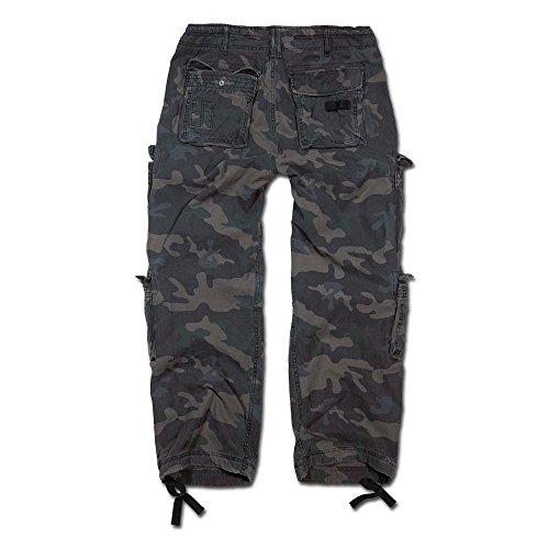 Pantalon Brandit Pure Vintage darkcamo
