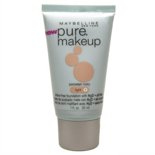 Maybelline Pure Foundation - Porcelain Ivory